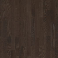 Паркетная доска Floorwood / Флорвуд Ясень Madison Dark Brown 3S